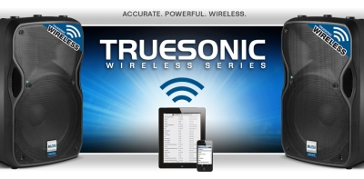 TRUESONIC Wireless speakers