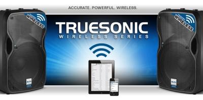 TRUESONIC Wireless speakers
