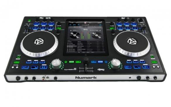 iDJ Pro Premium DJ Controller for iPad | Numark